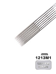 cheap -Stainless Steel + A Grade ABS Sterile Needles Tattoo Supply Tattoo Needles Complete Tattoo