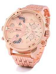 cheap -Men's Fashion Watch Dress Watch Wrist Watch Quartz Analog Gold Black Black / White