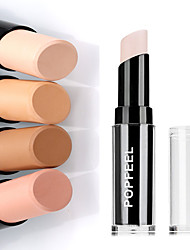 cheap -4 Colors Concealer / Contour Bronzers Highlighters Dry / Matte / Combination Whitening / Wrinkle Reduction / Moisturizing Daily Ammonia Free / Formaldehyde Free Makeup Cosmetic