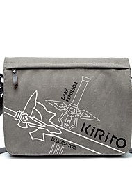 cheap -Bag Inspired by SAO Swords Art Online Kirito Anime Cosplay Accessories Canvas Halloween Costumes
