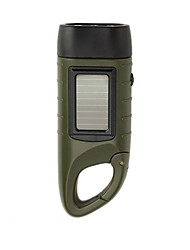 cheap -FD113 LED Light Emergency Lights Waterproof LED - Emitters 1 Mode Waterproof Portable Professional Camping / Hiking / Caving Hunting Green