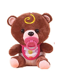 cheap -1 pcs Stuffed Animal Plush Toys Plush Dolls Stuffed Animal Plush Toy Bear Teddy Bear Cute Animals Lovely Imaginative Play, Stocking, Great Birthday Gifts Party Favor Supplies Girls' Kid's