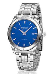 cheap -Men's Dress Watch Fashion Watch Mechanical Watch Automatic self-winding Alloy Band