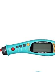 abordables -qstexpress zt203 main-lcd multimètre numérique ampèremètre voltmètre ohmmètre