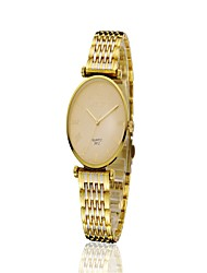 cheap -Women's Fashion Watch Wrist watch Quartz Alloy Band