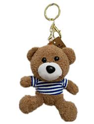 cheap -Keychain Bear Teddy Bear Cotton Kid's Unisex Boys' Girls' Toy Gift