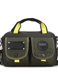cheap -30 L Shoulder Messenger Bag Multifunctional Waterproof Compact Wear Resistance Outdoor Camping / Hiking Hunting Fishing Nylon Black Army Green