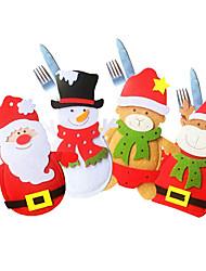 Недорогие -подарочные коробки подарочные коробки винные сумки santa рождественские каникулы коммерческие крытый открытый отель обеденный стол стол