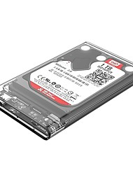 cheap -ORICO Type-C to SATA 3.0 SATA 2.0 External Hard Drive Enclosure Plug and play / Hot Sale / Tool-free Installation 4000 GB 2139C3-CR