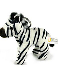cheap -Keychain Zebra Pure Cotton Kid's Adults' Toy Gift