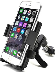 cheap -Car Universal / Mobile Phone Mount Stand Holder Air Outlet Grille Universal / Mobile Phone Buckle Type ABS Holder