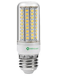 cheap -1pc 5 W LED Corn Lights 3000-3500/6500-7500 lm E14 G9 GU10 102 LED Beads SMD 2835 Waterproof Decorative Warm White Cold White 220-240 V 110-130 V / 1 pc / RoHS