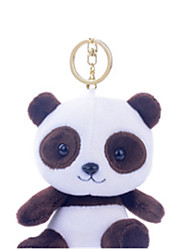 cheap -Keychain Animal Bear Panda Teddy Bear Cotton Kid's Unisex Toy Gift