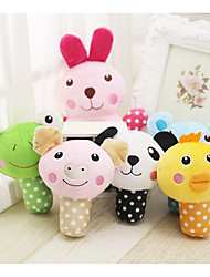 cheap -Plush Toy Squeaking Toy Dog Puppy Pet Toy Squeak / Squeaking Cotton Gift