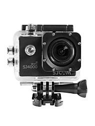 cheap -SJ4000wifi Gopro Gopro & Accessories Outdoor Recreation vlogging Outdoor / Portable / Case 64 GB 60fps / 30fps / 15fps 8 mp / 5 mp / 12 mp 1280 x 720 Pixel 2 inch CMOS H.264 Single Shot / Time-lapse