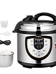cheap -Pressure Cooker Multifunction Stainless Steel Rice Cookers 220V 700W Kitchen Appliance