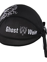 cheap -XINTOWN Hat Headsweat Do Rag Animal Wicking Bike / Cycling Black for Unisex Camping / Hiking Fishing Cycling / Bike Motobike / Motorcycle Animal 1pc / Stretchy