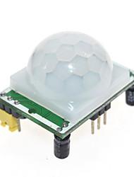 Недорогие -Пироэлектрический инфракрасный PIR движения сенсорного модуля Детектор