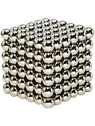 cheap -125 pcs 11mm Magnet Toy Magnetic Blocks Magnetic Balls Building Blocks Super Strong Rare-Earth Magnets Puzzle Cube Classic Stress and Anxiety Relief Focus Toy Office Desk Toys Relieves ADD, ADHD
