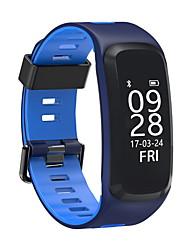 Недорогие -Умный браслет Пульсомер Защита от влаги Педометры Измерение кровяного давления Длительное время ожидания Многофункциональный Информация