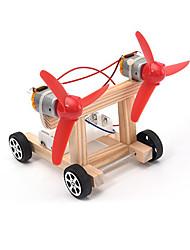 Недорогие -Обучающая игрушка Школа / выпускной Друзья Для школы Ручная Pабота Для детской деревянный Классика Сделай-сам Новый год Гоночная машинка Детские Взрослые Игрушки Подарок / Новый дизайн