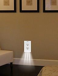 Недорогие -BRELONG® Настенный светильник Датчик человеческого тела 1 комплект