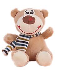 cheap -Stuffed Animal Stuffed Animal Plush Toy Bear Teddy Bear Cute Animals Cartoon Boys' Kid's Perfect Gifts Present for Kids Babies Toddler