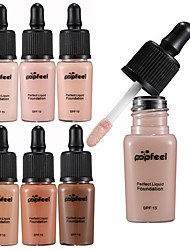 cheap -6 Colors BB Cream Concealer / Contour Dry / Wet / Combination Waterproof / Whitening / Wrinkle Reduction Foundation / Concealer Ammonia Free / Formaldehyde Free Makeup Cosmetic Liquid