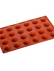 abordables -1pc Silicone Economique A Faire Soi-Même Gâteau Tarte Chocolat Moule de Cuisson Outils de cuisson