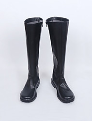 cheap -Cosplay Shoes Cosplay Boots Cosplay Cosplay Anime Cosplay Shoes PU Leather PU Leather/Polyurethane Leather Unisex