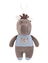 cheap -Keychain Horse Zebra Cotton Kid's Unisex Toy Gift
