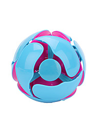 cheap -Magic Rainbow Ball Sports Family Friends Fun Color Gradient Color Changing Soft Plastic 1 pcs Kid's Toy Gift