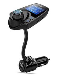 Недорогие -YuanYuanBenBen T10 V3.0 Комплект громкой связи Автомобильная гарнитура Дистанционное управление / FM приемники / USB слот Автомобиль