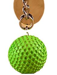 cheap -Keychain Novelty Golf Plastics Unisex Toy Gift