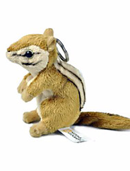 cheap -Keychain Squirrel Pure Cotton Kid's Adults' Boys' Girls' Toy Gift