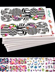 cheap -45-nail-art-sticker-other-makeup-cosmetic-nail-art-design