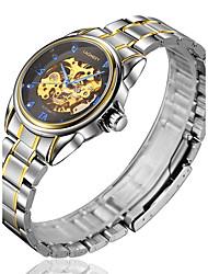 cheap -Men's Fashion Watch / Mechanical Watch Automatic self-winding Alloy Band
