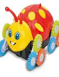 Недорогие -Игрушечные машинки День рождения Новый дизайн Электрический Мягкие пластиковые сплав цинка Мини-автомобиль Транспортные средства Игрушки для вечеринки или подарок на день рождения для детей