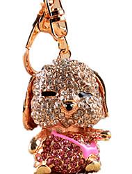 cheap -Keychain Novelty Dog Zinc Alloy Unisex Toy Gift