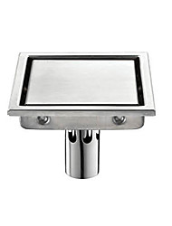 cheap -Drain Stainless Steel 1 pc - Hotel bath