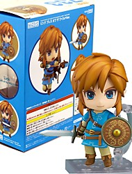 cheap -Anime Action Figures Inspired by The Legend of Zelda Link PVC(PolyVinyl Chloride) 10 cm CM Model Toys Doll Toy / More Accessories / More Accessories