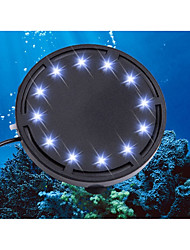 cheap -Aquarium Light LED Light Fish Tank Light Change Plastic 1/1.2 W 220-240 V
