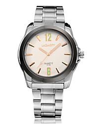 Недорогие -Жен. Модные часы Защита от влаги сплав Группа Кулоны Серебристый металл