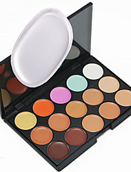 cheap -Concealer Concealer / Contour Dry Ammonia Free Formaldehyde Free Long Lasting Breathability Normal Fashion Comfortable / Matte / Shimmer