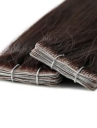 cheap -Neitsi Tape In Human Hair Extensions Classic Human Hair Human Hair Extensions Sidespray New Arrival Women's Medium Brown