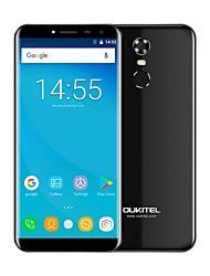 Недорогие -OUKITEL OUKITEL C8 5.5 дюймовый дюймовый 3G смартфоны (16 Гб + 2Гб 13 mp MediaTek MT6580 3000 mAh мАч) / Quad Core