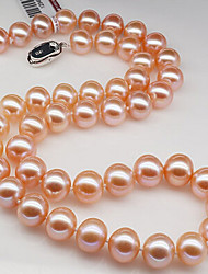 cheap -Women's Pearl Choker Necklace Pearl White Pink Necklace Jewelry For Birthday Gift Daily Valentine Office & Career