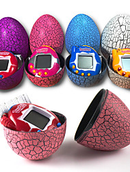 cheap -Tamagotchi Electronic Pets Dinosaur Egg Games With Keychain Gift Soft Plastic Kids Boys and Girls Toy Gift 1 pcs
