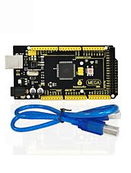 abordables -1pcs keyestudio mega 2560 r3 1pcs cable usb pour arduino mega 2560 r3 / avr