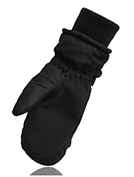 cheap -Winter Gloves Ski Mittens Boys' Girls' Kid's Snowsports Full Finger Gloves Winter Windproof Breathable Warm Waterproof Fabric Ski / Snowboard Hiking Ice Skating